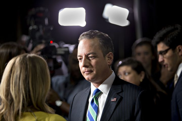 Reince Priebus said Sunday that President-elect Donald Trump will require new concessions from the Cuban government.