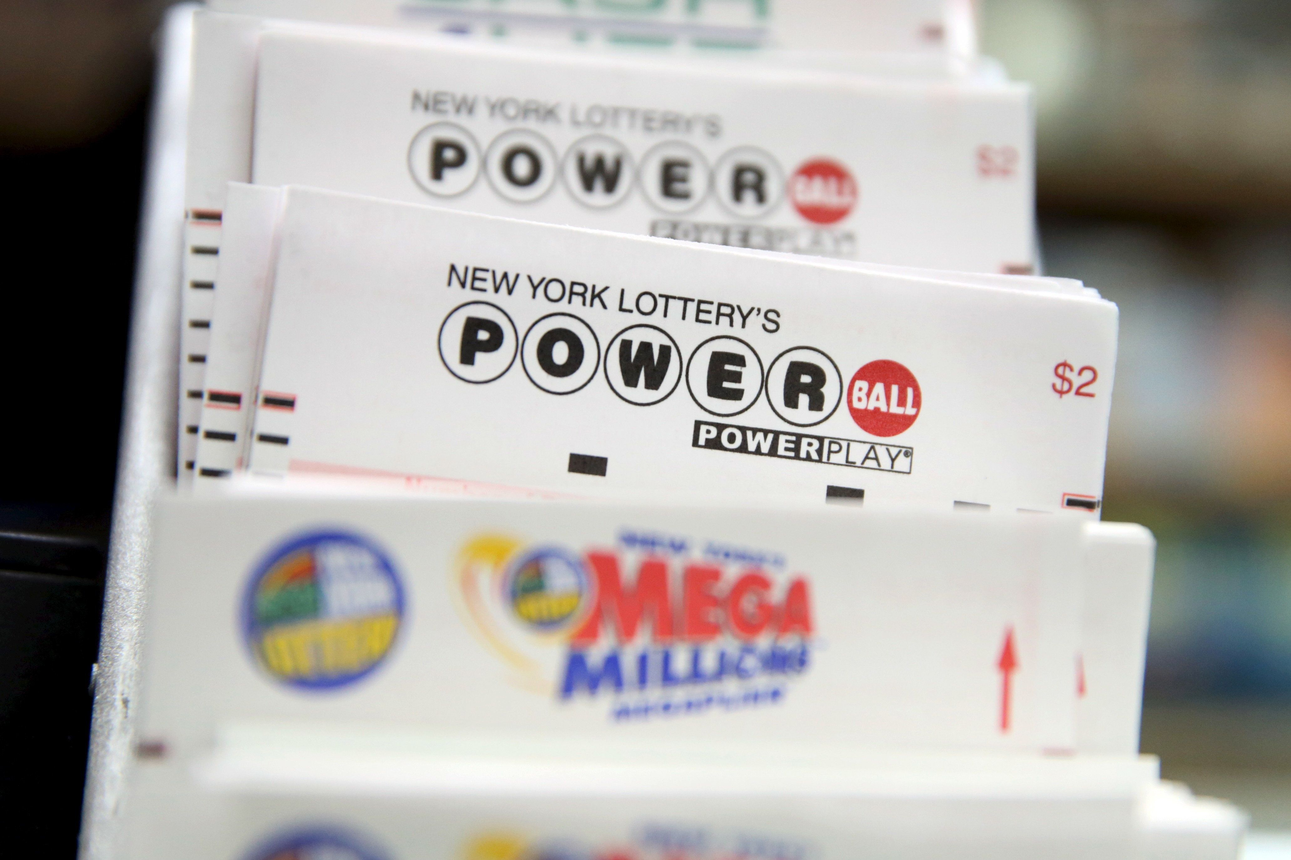 A lottery ticket sold in Tennessee had the winning numbers for a $421 million Powerball jackpot, one of the biggest on record