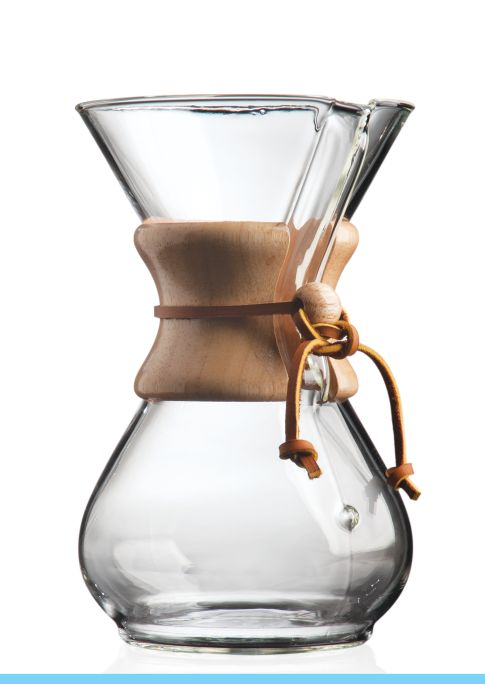 """<a href=""""http://www.chemexcoffeemaker.com/coffeemakers/six-cup-classic-series-coffeemaker.html"""" target=""""_blank"""">Six Cup Class"""