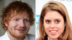 Ed Sheeran Made Up That Princess Beatrice Story About His Facial Scar, According To James