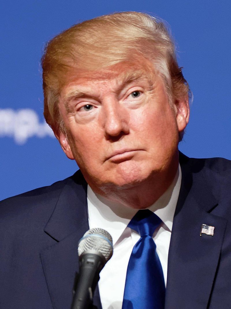 Mr. Donald Trump. New Hampshire Town Hall on August 19th, 2015 at Pinkerton Academy in Derry, NH.