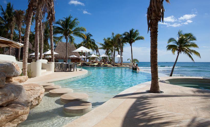 <strong>Mahekal Beach Resort — Playa del Carmen</strong>