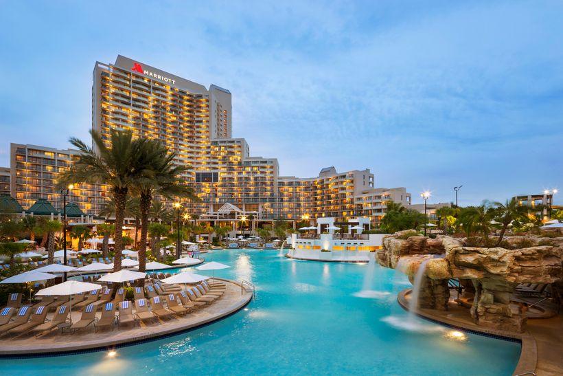 <strong>Orlando World Center Marriott— Orlando, FL</strong>