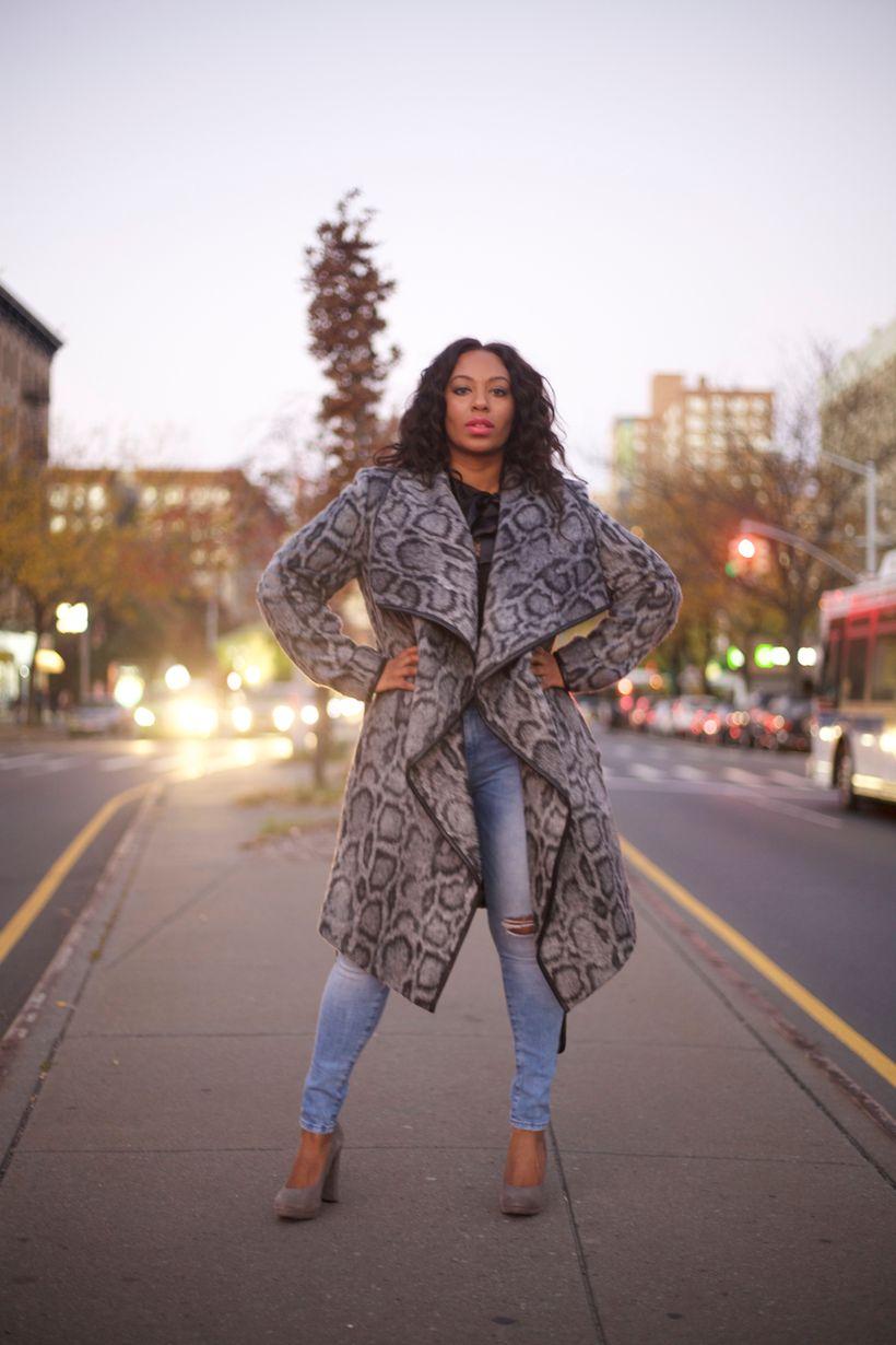 RaVal Davis, Curve Model, Actress & Body Positive Advocate