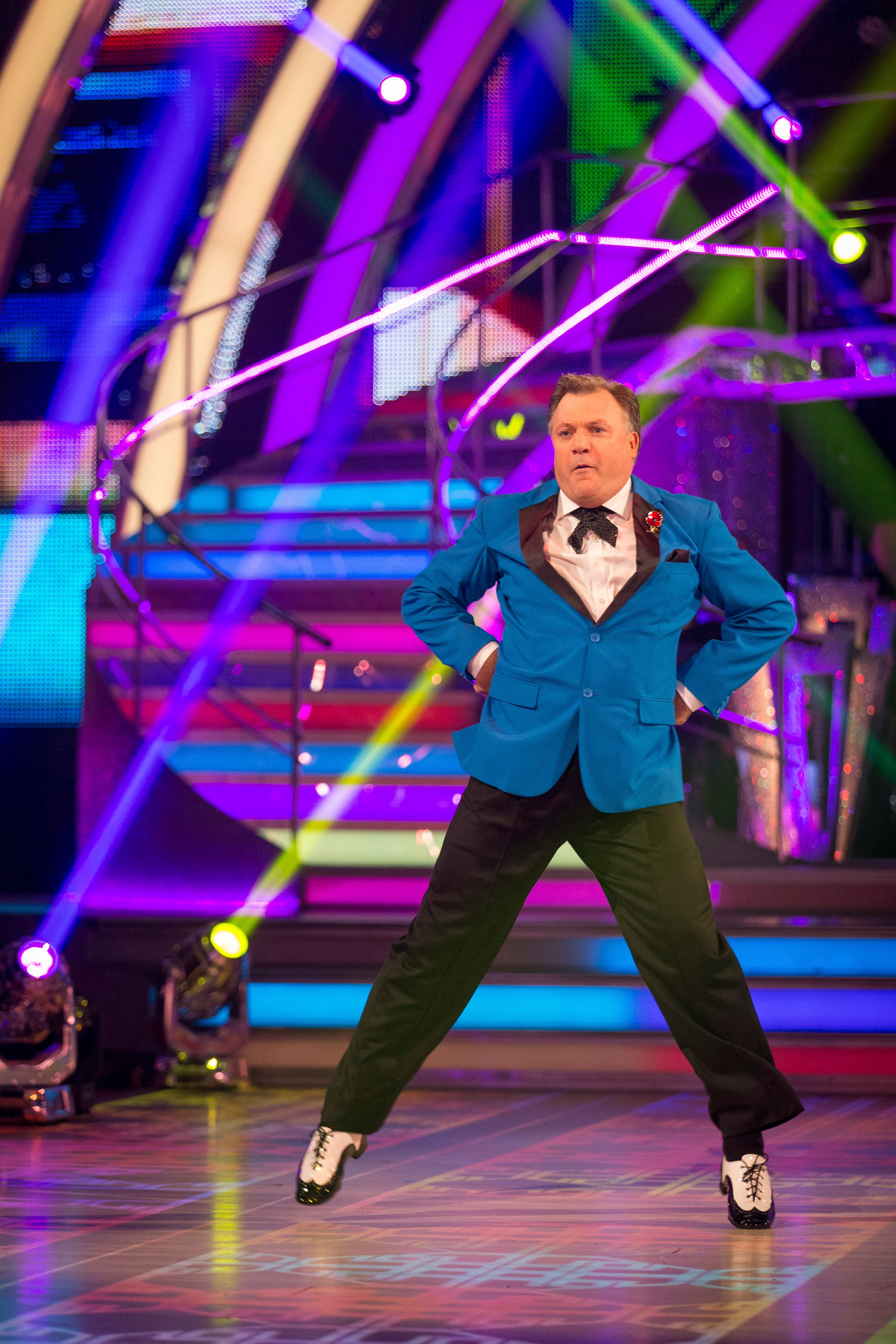 Ed Balls Could Be Signing Up For The 'Strictly Come Dancing' Live Tour, Which Really Needs To