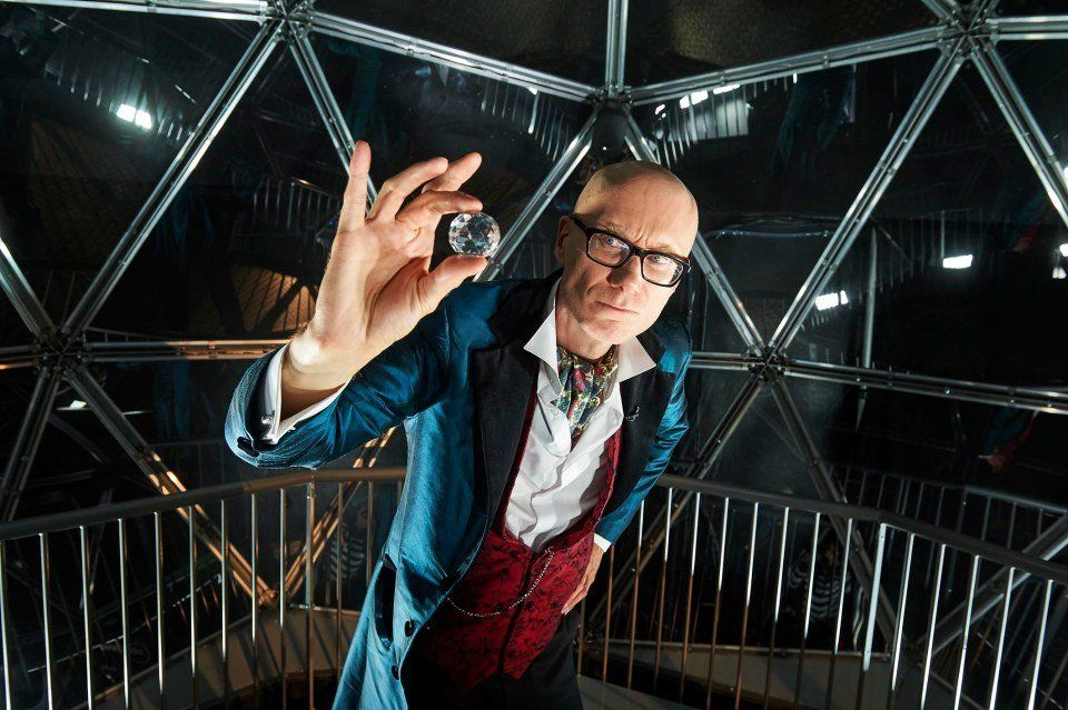 Channel 4's Plans For A New Series Of 'Crystal Maze' Have Hit A