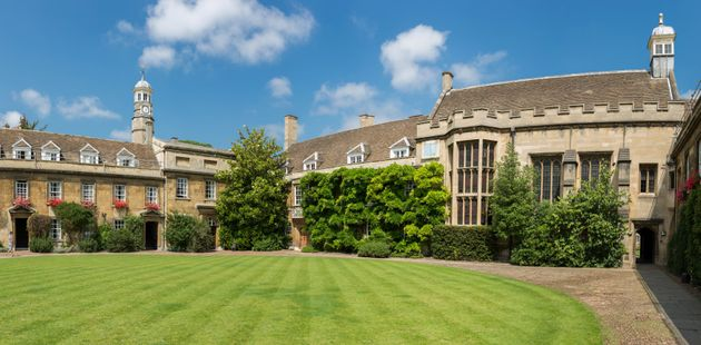 Christ's College Cambridge has been accused of brushing the incident under the