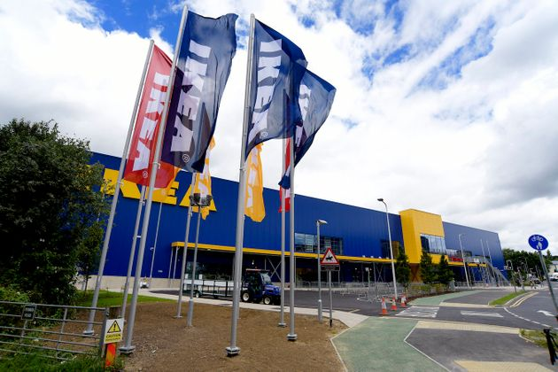 Ikea opened a brand-new store in Reading during the