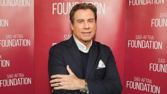 LOS ANGELES, CA - NOVEMBER 17:  Actor John Travolta attends SAG-AFTRA Foundation's Conversations with 'The People V. O.J. Simpson: American Crime Story' at SAG Foundation Actors Center at SAG Foundation Actors Center on November 17, 2016 in Los Angeles, California.  (Photo by Vincent Sandoval/Getty Images)