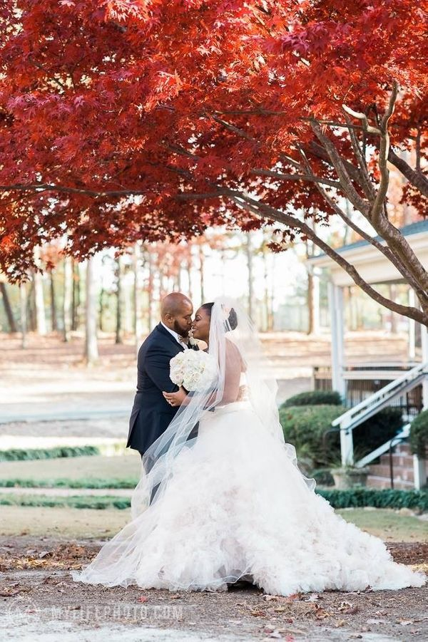 """Shauna and Jonathan were married in an intimate ceremony <a>on Saturday night</a>. From their first look to their sendo"