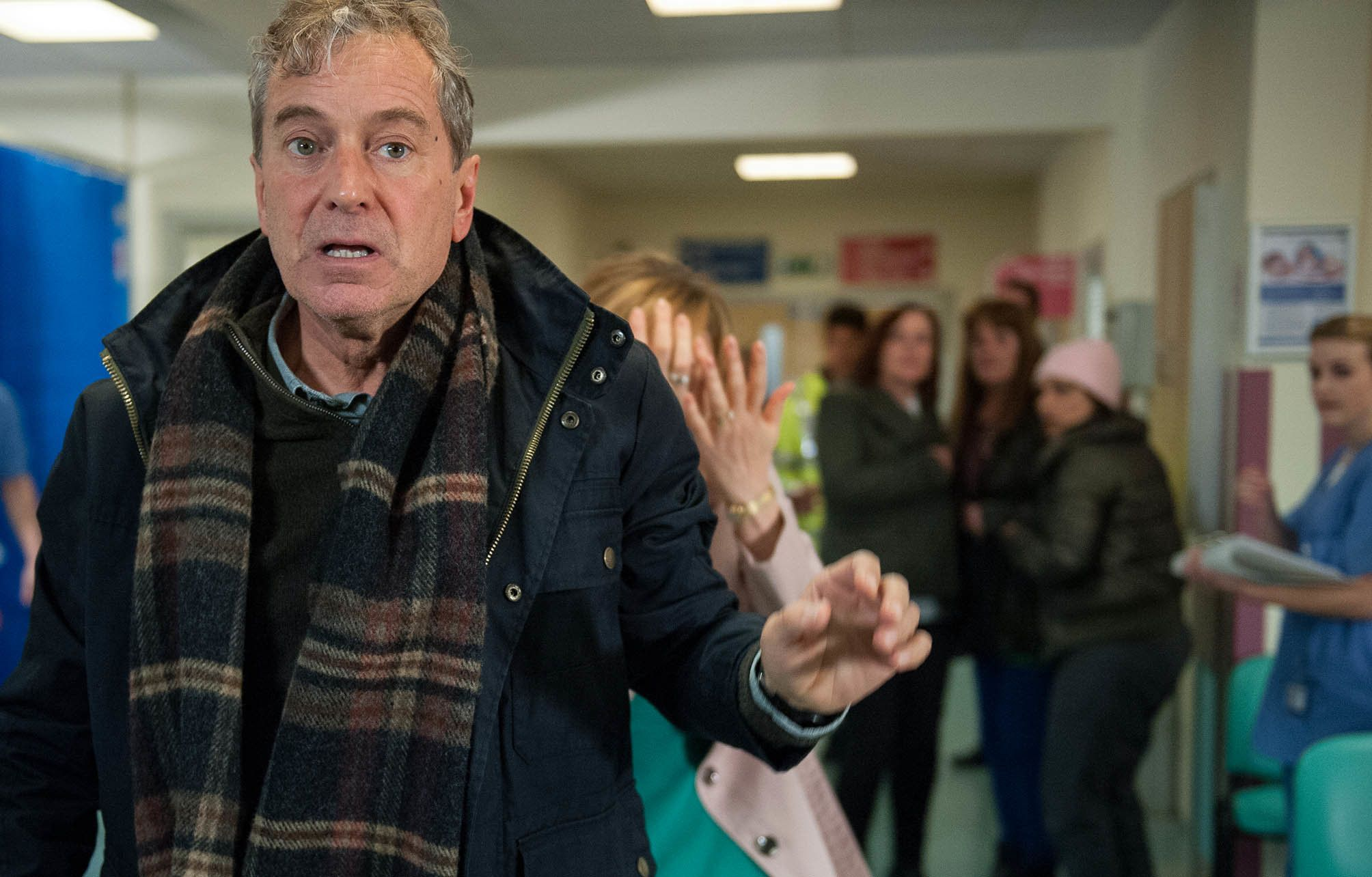 Emmerdale's Ashley Thomas Dementia Storyline Is Set To Get Even More