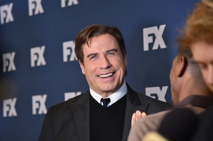 "John Travolta at a New York screening of ""The People v. O.J. Simpson: American Crime Story"" in March."