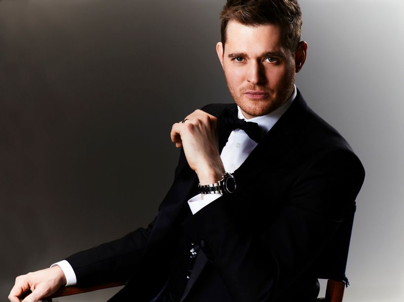 Michael Bublé is not only a sharp dressed man, but a person who does a lot for many different communities