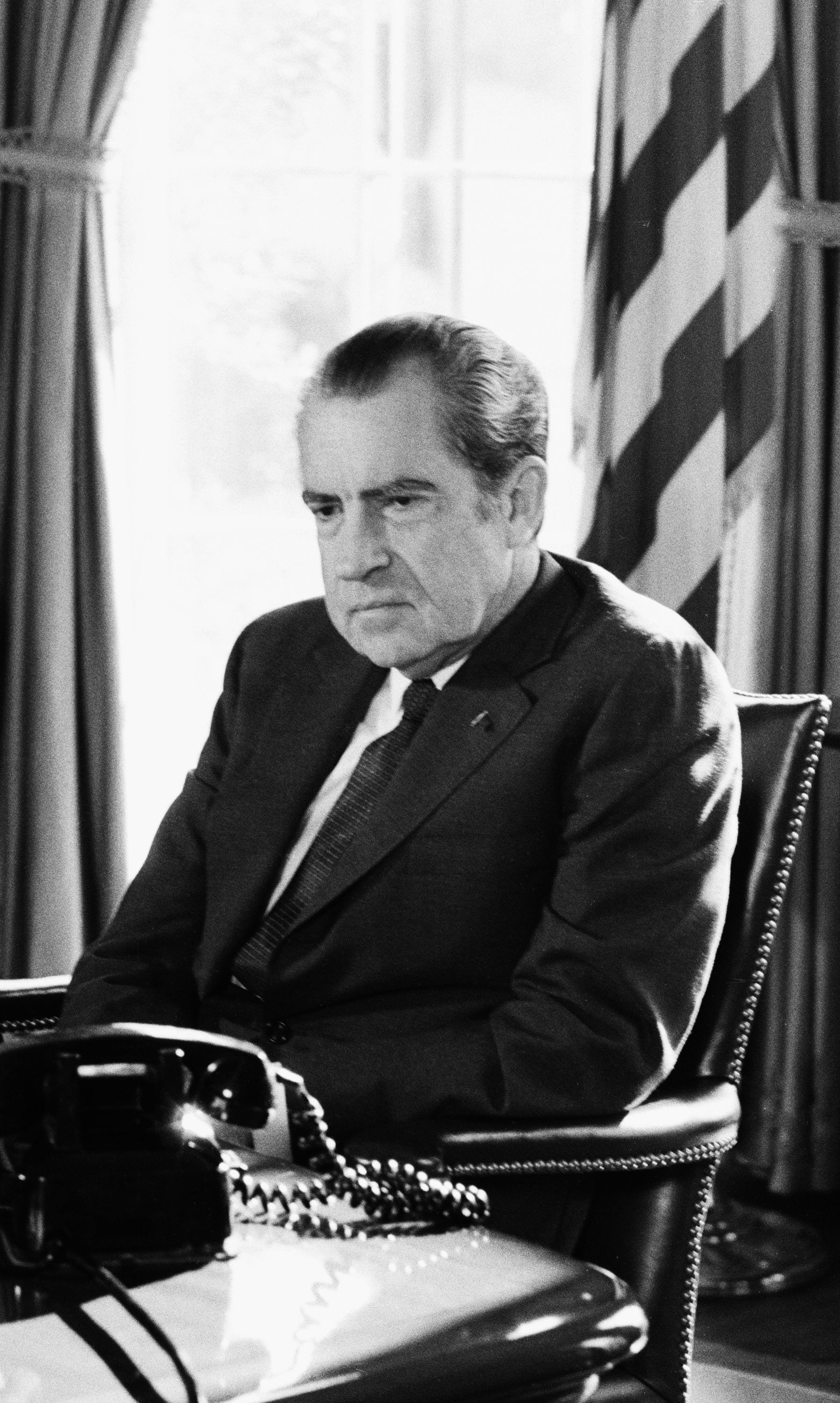 an analysis of richard nixon and the watergate scandal During watergate, president richard m nixon wouldn't listen to his lawyers   but what played out during the watergate scandal may help us.