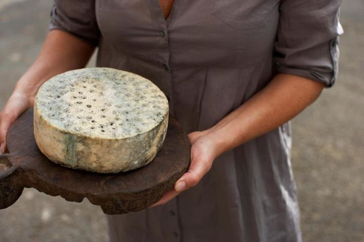 Best Cheese In The World Le Goes To Norway S Tingvollost Kraftkar
