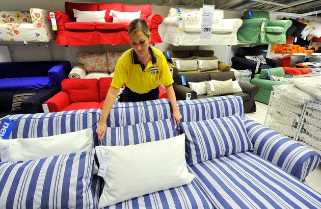 Ikea workers are now paid a minimum of £8.45 per