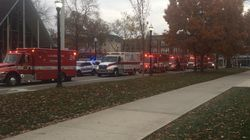 9 In Hospital, Suspect Reportedly Killed In Ohio State University