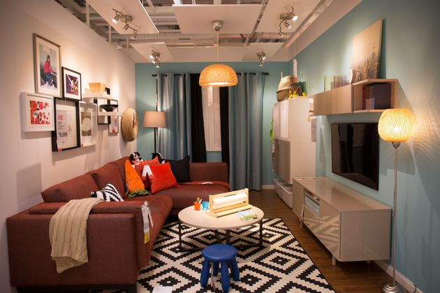 Ikea is known for its distinctive stores and flat-pack home