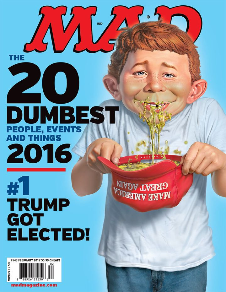 mad magazine s sexiest man alive parody is deplorable in all the