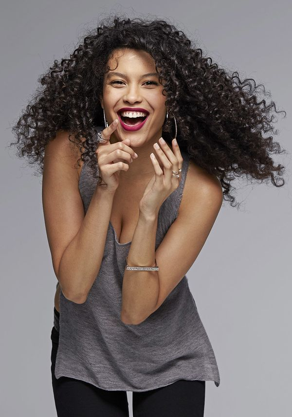 <strong>Shampoo and Conditioner: </strong>The key to well-defined curls? Moisturizing. Avoid shampooing too frequently (more