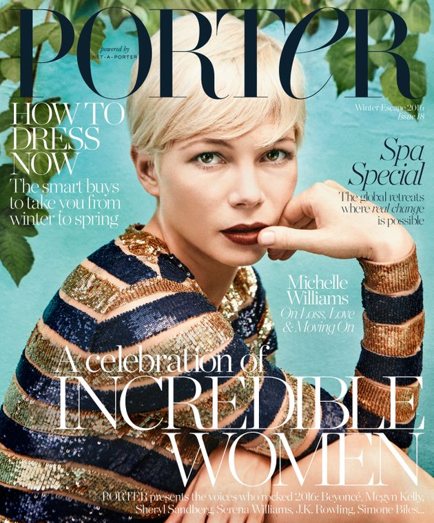 Michelle Williams Says Raising Her Daughter Without Heath Ledger 'Won't Ever Be