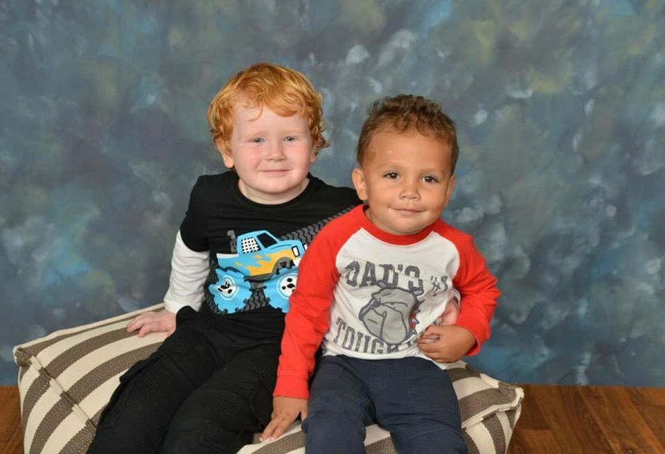 44 Photos Of Adopted Siblings That Show Family Is About Love, Not