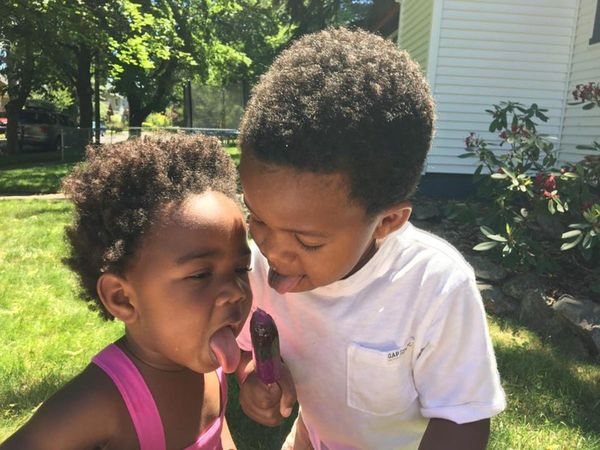 Photos Of Adopted Siblings That Show Family Is About Love Not - Beautiful photos adoption show true unconditional love