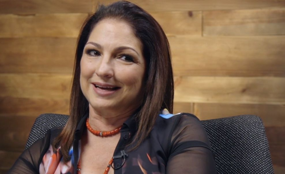 Gloria Estefan discusses her decadeslong career in the latest episode of Talk to Me