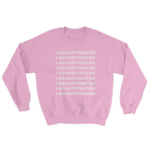 """$29.95, Cup Of Tee Store. <a href=""""https://www.etsy.com/listing/492259813/feminist-sweatshirt-the-future-is-female?ref=shop_h"""