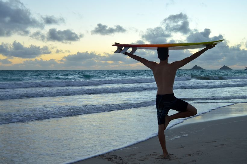 Yoga Therapy for Surfers