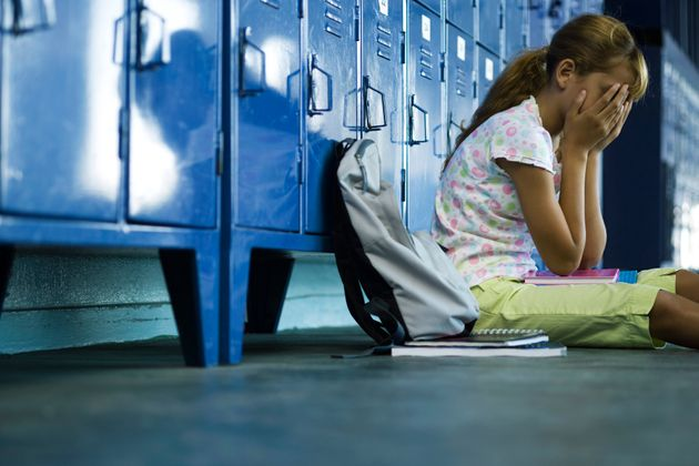 A report found deeply concerning levels of sexual harassment in school