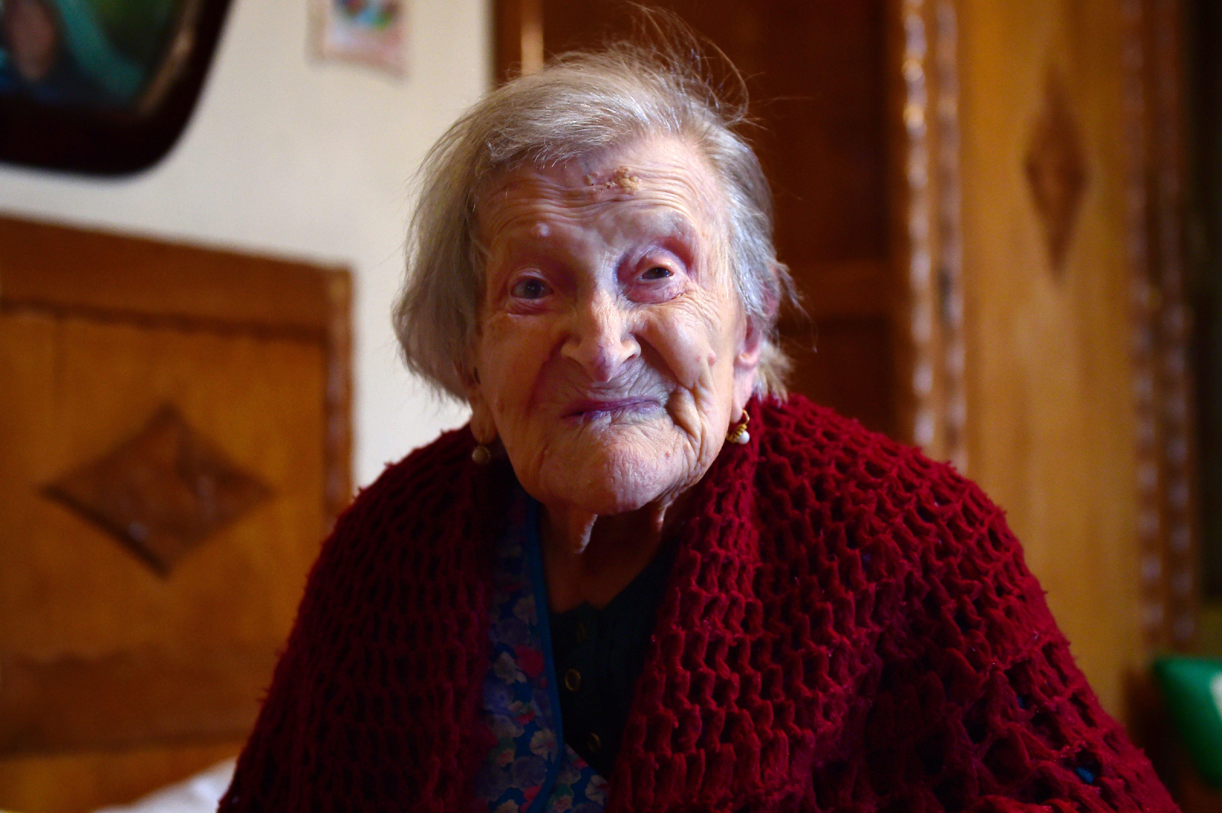 World's Oldest Person Celebrates 117th