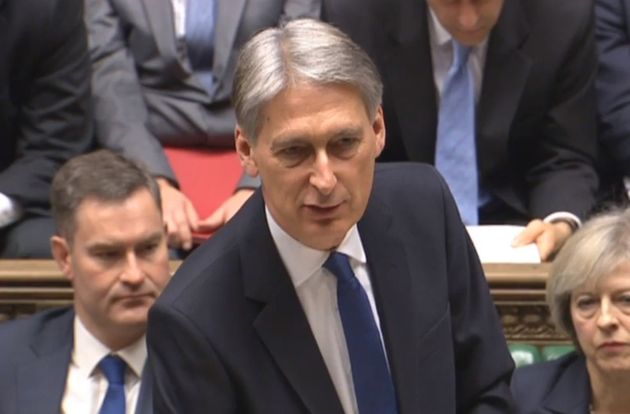 Pensions Triple-Lock Could Be Dropped Confirms Philip Hammond - As Labour Commit To Keep
