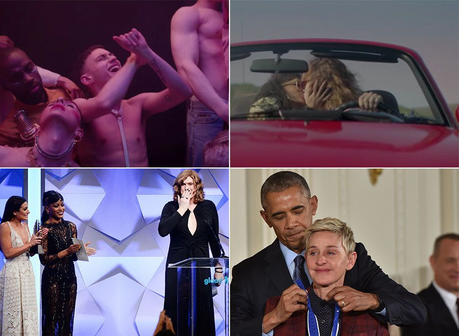 2016's Important LGBT+ Moments From The World Of