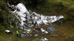 Pictures Show The Decimated Wreckage Of Colombian Plane Crash That Killed