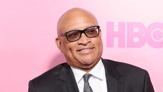 LOS ANGELES, CA - OCTOBER 06:  Larry Wilmore attends the premiere of 'Insecure' at Nate Holden Performing Arts Center on October 6, 2016 in Los Angeles, California.  (Photo by Jason LaVeris/FilmMagic)