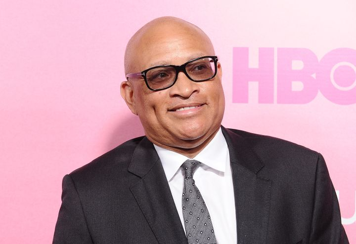 """Larry Wilmore attends the premiere of """"Insecure"""" onOct. 6, 2016 in Los Angeles, California."""