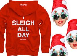 The Beyoncé Christmas Jumper Is Here To End All Other Christmas Jumpers