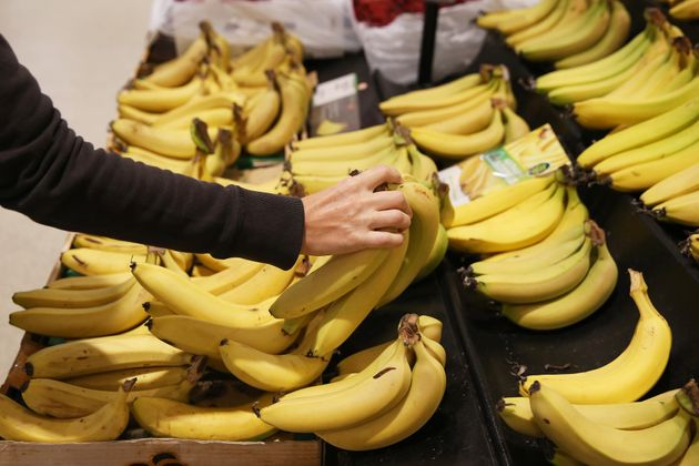 The priceof loose bananas has risen for the first time in five years at