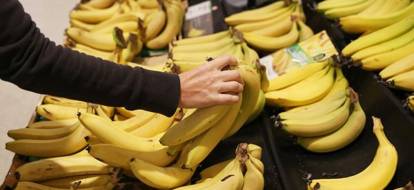 Price Of Bananas Has Just Gone Up For The First Time In 5 Years (Thanks To You Know What)