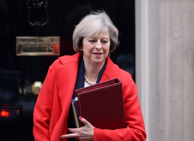 Theresa May is 'the best thing that's happened to us in a long time', says