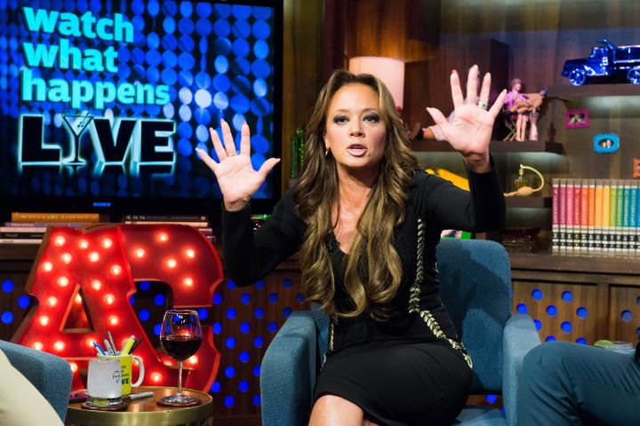 "Remini said she personally gave $3 million to the church, ""if not more."""