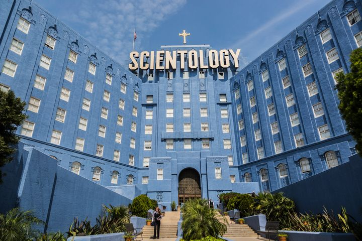 """Leah Remini's new series, """"Leah Remini: Scientology and the Aftermath,"""" premieres onA&Eon Tuesday."""
