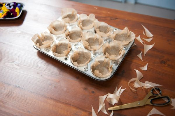 Parchment paper is not only essential in baking, but it makes for easy cleanup in cooking tasks, too. (Plus, it means you can