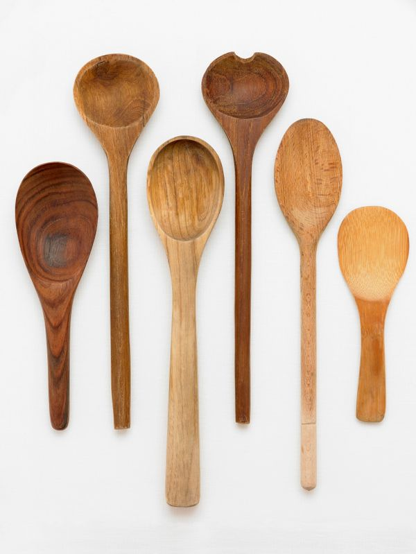 There are never enough wooden spoons. Never.