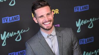 Actor Nico Tortorella attends the 'Younger' Season 3 & 'Impastor' Season 2 New York Premiere at Vandal on September 27, 2016 in New York City. / AFP / ANGELA WEISS        (Photo credit should read ANGELA WEISS/AFP/Getty Images)