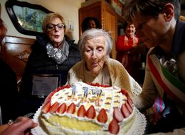World's Oldest Person Celebrates 117th Birthday In Style