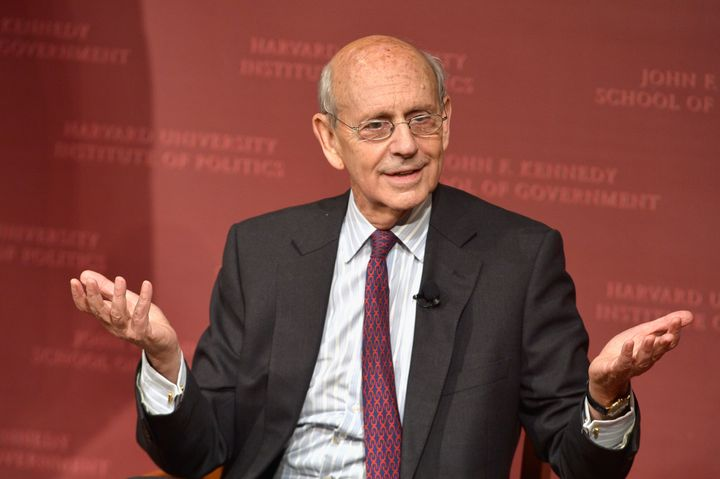 Justice Stephen Breyer continues to question the constitutionality of the death penalty.