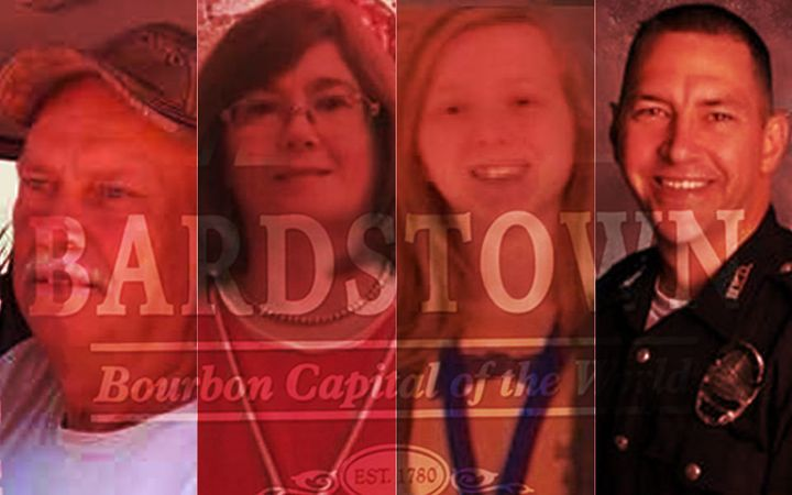 A number of recent crimes in Bardstown, Kentucky, have captured national headlines.
