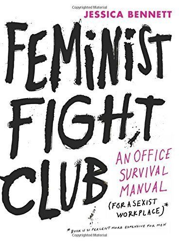 "$14.87, Amazon. <a href=""http://www.feministfightclub.com/"" target=""_blank"">Buy it here</a>."